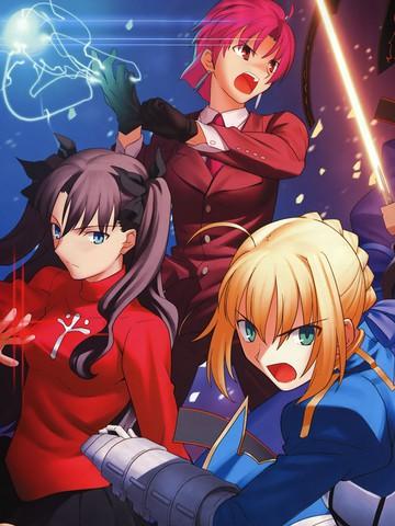 Fate/hollow ataraxia漫画8