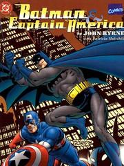 蝙蝠侠与美国队长