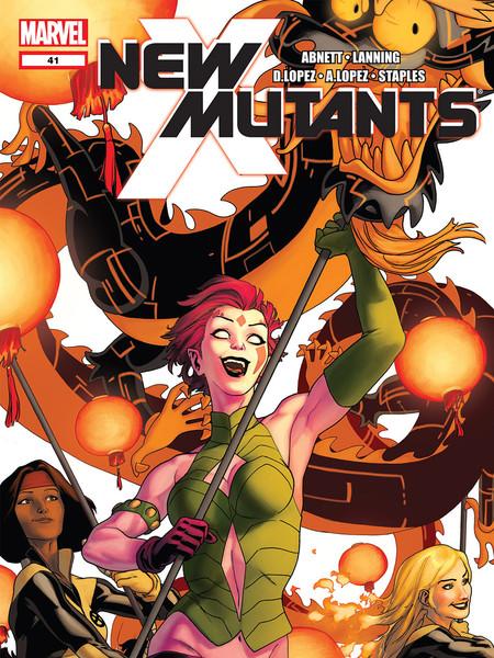 New Mutants V3