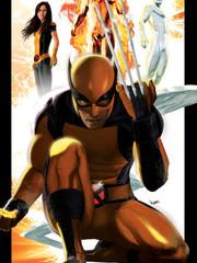 终极漫画:X战警