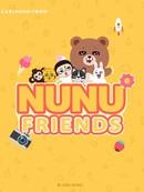 Nunu friends漫画